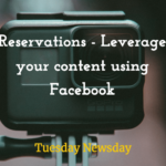 Leverage your content using Facebook